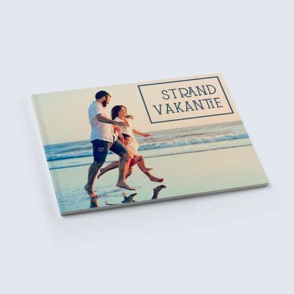 softcover album maken