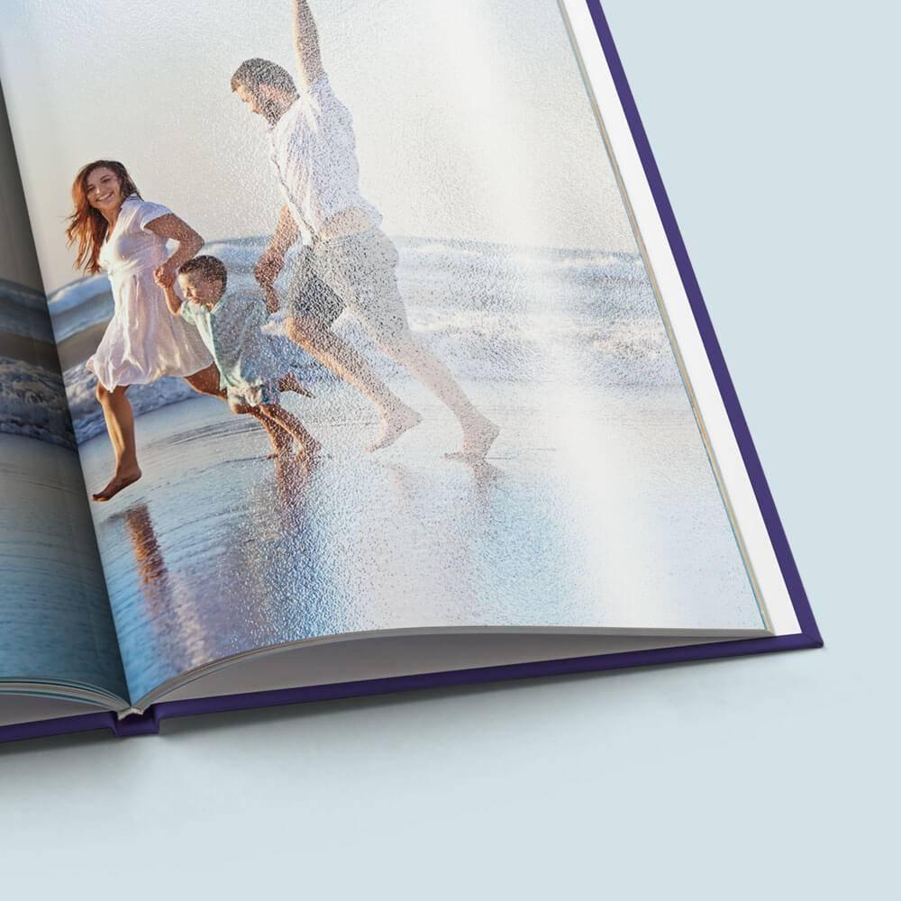 Fotoalbum met UV-Hoogglans papier